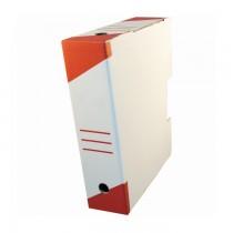 Cutie arhivare RTC, 330 x 245 x 80 mm, alb, 10 bucati/set