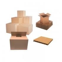 Set 10 cutii carton, 450 x 320 x 300 mm