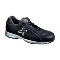 Assen S3 HRO SRC Pantofi de protectie- piele nappa de bovina, hidrofobizata, cu elementornamental din cauciuc; bombeu compozit; lamela nemetalica