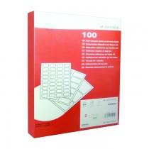 Etichete A-series, 210 mm x 297 mm, 100 bucati/top
