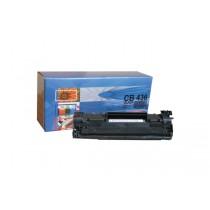 Cartus toner compatibil ManoArt, capacitate de printare 2000  pg, culoare: negru, compatibil cu HP LJ P1505