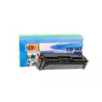 Cartus toner compatibil ManoArt, capacitate de printare 1400  pg, culoare: yellow, compatibil cu HP Color LaserJet CP1215/1515n