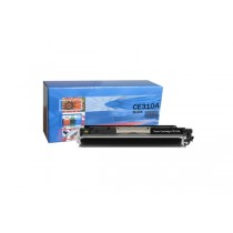Cartus toner compatibil ManoArt, capacitate de printare 1200  pg, culoare: negru, compatibil cu HP 126A CP1025/M175