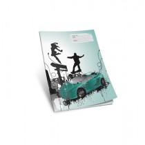 Caiet capsat Maxx Adolescenti, A4, 60 file, matematica