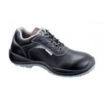 Ciucas S3 WR SRC Pantofi de protectie- piele de bovina neteda, hidrofobizata, cu ornamentreflectorizant; bombeu compozit; lamela nemetalica