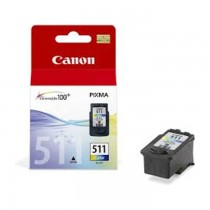 Cartus Canon CL-511, tri-color