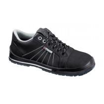 Dallas S3 SRC Pantofi de protectie- piele box de bovina si material rezistent la abraziune, hidrofobizate; bombeu compozit; lamela nemetalica