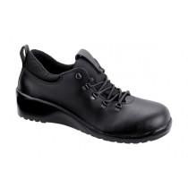 Dapyx S2 SRC Pantofi de protectie- piele neteda, de bovina, impermeabila; bombeu metalic