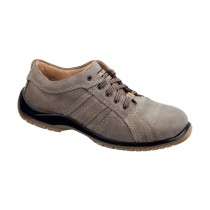Ermes S3 SRC Pantofi de protectie- spalt de bovina, cerat, hidrofobizat; bombeu compozit; lamela nemetalica