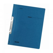 Dosar de incopciat 1/1 Falken, carton, 250 g/mp, albastru