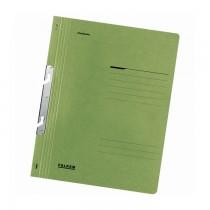 Dosar de incopciat 1/1 Falken, carton, 250 g/mp, verde