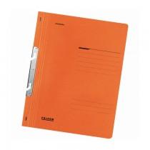 Dosar de incopciat 1/1 Falken, carton, 250 g/mp, portocaliu