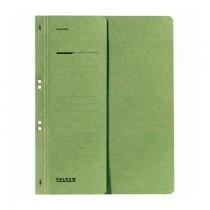 Dosare cu gauri 1/2 Falken Lux, verde