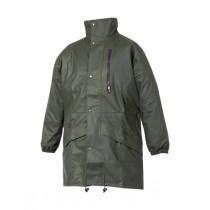 Jacheta impermeabila, material Aircoat-Flex. Culoare verde