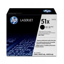 Toner HP Q7551X, negru