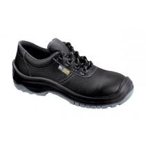Hamilton S1 SRC Pantofi de protectie- piele pigmentata de bovina; bombeu metalic