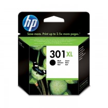 Cartus cu cerneala original HP 301XL, negru