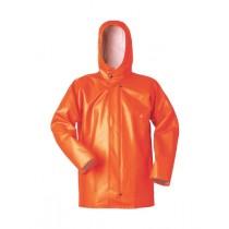 Jacheta din vinil, 325 gr/mp. Protectie inclusiv la uleiuri, sange si grasimi animale