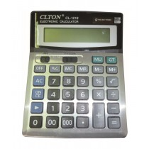 Calculator de birou, 16 digiti, dual power