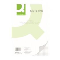 Blocnotes Q-Connect, A4, 100 file, matematica