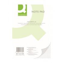 Blocnotes Q-Connect, A5, 100 file, matematica