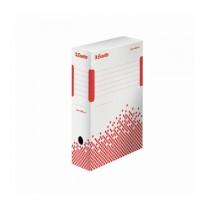 Cutie Esselte Speedbox pentru arhivarea documentelor, 100 mm, 25 buc/set
