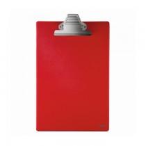 Clipboard simplu Esselte Jumbo Maxi, A4, carton plastifiat, rosu