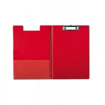 Clipboard dublu Esselte, A4, carton plastifiat, rosu