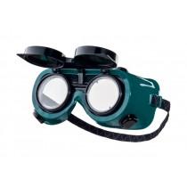 Ochelari sudori din pvc, lentile rabatabile. DIN5