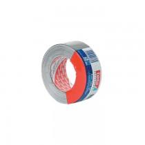 Banda adeziva Tesa Duct Tape, 48 mm x 50 m, argintiu