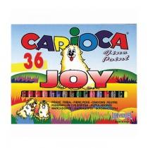 Markere Carioca Joy, varf 2 mm, 24 culori/blister