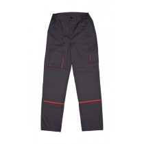 Pantaloni in talie din tercot, 220 gr/mp