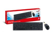 Kit Tastatură şi mouse Wireless SlimStar 8000 ME