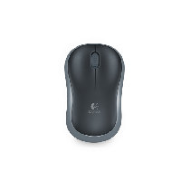Mouse Logitech M185, USB, Swift Grey